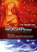 iWorship @ Home Christmas - We Adore You: Dvd