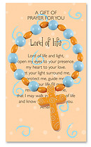 Children's Wooden Lord Of Life Bracelet