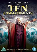The Ten Commandments 2DVD