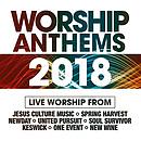 Worship Anthems 2018 CD