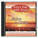 EDWJ - Riches in Christ CD