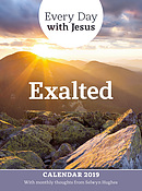 Every Day With Jesus Wall Calendar 2019