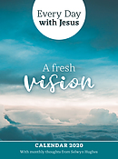 Every Day With Jesus Calendar 2020: A Fresh Vision