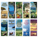 Children's Bookmarks: Mixed set of 10 from BF series