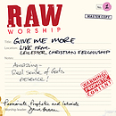 Raw Worship Volume 1 - Give Me More CD