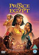 The Prince Of Egypt DVD
