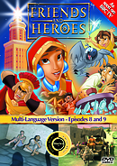 Friends and Heroes Episode 8-9