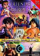 Friends and Heroes Episode 24-26