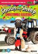 Shaun The Sheep - Christmas Bleatings DVD