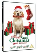 The Dog Who Saved Christmas Collection 3DVDs