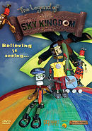 Legend Of The Sky Kingdom DVD