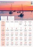 Gospel Gems Calendar 2019 - Pack of 25