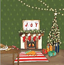Christmas Cards - Joy (Pack of 10)