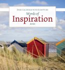Words of Inspiration 2019 Calendar with Scripture