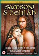 The Bible Series - Samson & Delilah DVD
