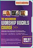 Worship Vocals Course Box Set