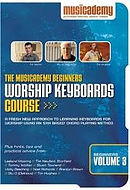 Beginners Worship Keyboard Course Vol. 3 DVD