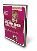 Musicademy Song Learner Bass Volume 3 DVD