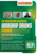 Worship Drums Course: Beginners, Box Set