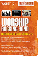 Worship Backing Band: for Churches and Small Groups