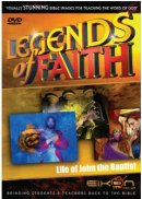 Life Of John The Baptist Story Image DVD