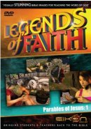 Parables Of Jesus 1 Story Images DVD