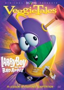 Larryboy and the Bad Apple DVD