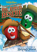 Tomato Sawyer & Huckleberry Larry: Big River Rescue