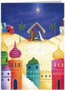 Advent Calendar Card