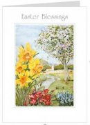Easter Blessings Cards - Pack of 5