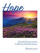 Pocket Hope 2019 Scripture Diary