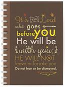 Do Not Fear Notebook