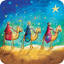 Three Wise Men Coaster