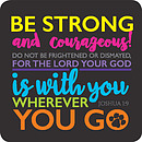 Be strong Coaster
