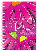 Abundant Life A5 Notebook