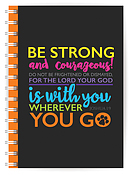 Be Strong A5 Notebook