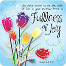 Fullness of Joy Coaster