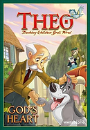 Theo - God's Heart DVD