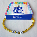 Joy Bracelet: Fruit Of The Spirit