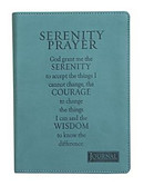 Serenity Prayer (Turquoise) Flexcover Journal