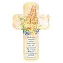 God Answers Prayer - Paper Cross Bookmark Pack of 12