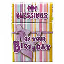101 Blessings - Birthday