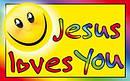 """""""Jesus Loves You"""" Pass-Around Cards"""