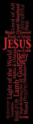 """Names of Jesus"" Bookmarks"