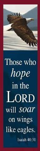 """Isaiah 40:31"" Bookmarks"
