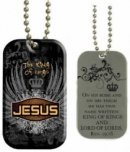 Jesus - Dog Tag