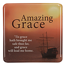 Amazing Grace - Epoxy Magnet