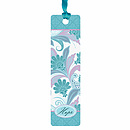 """Hope"" (Teal) Sarah J Bookmarks w/ Ribbon"