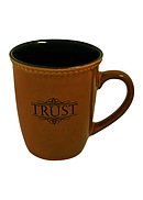 Trust Brown Mug