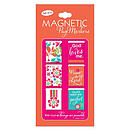 Mk 10:27 - Magnetic Bookmarks - Pack of 6